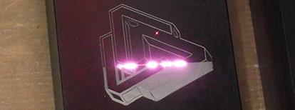 Lasern ASEDO in Dombühl