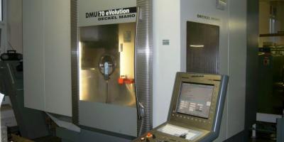 Maho DMU 70 EVolution ASEDO GmbH & Co. KG