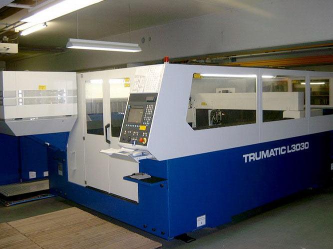 TC-L3030 ASEDO in Dombühl