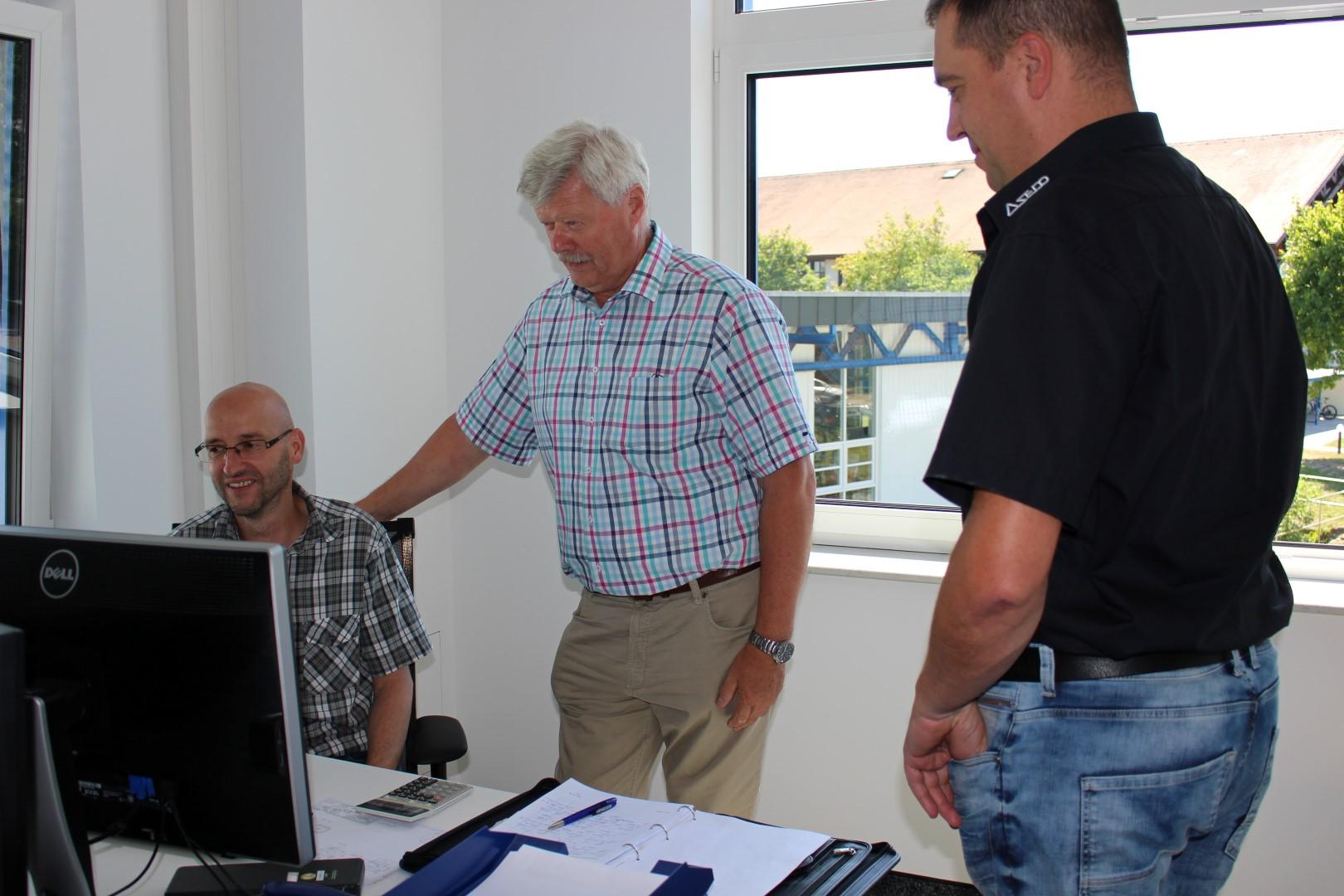 Re-Zertifizierung Des Qualitätsmanagements Bei ASEDO